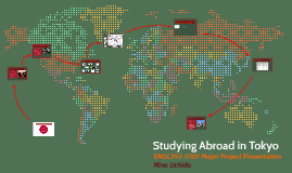 Study Abroad in Tokyo