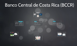 Banco Central de Costa Rica (BCCR)