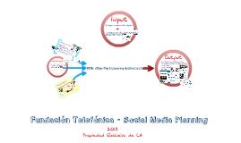 Social Media Estrategic Plan - Fundación Telefónica