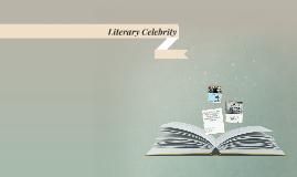 Literary Celebrity