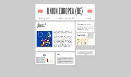 UNION EUROPEA (UE)