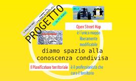 OpenStreetMap e la Pianificazione territoriale