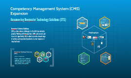 Competency Management System Expansion