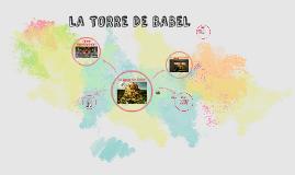 Copia de LA TORRE DE BABEL