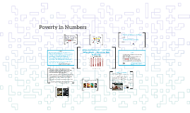 Poverty in Numbers