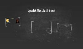 Upadek Herstatt Bank