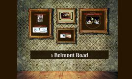 1 Belmont Road
