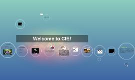 CIE Day 1