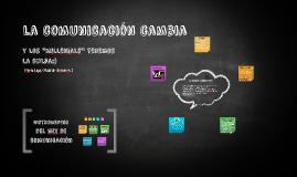 Research2- La comunicación cambia