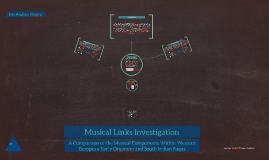 Musical Links Investigation