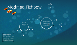 Modified Fishbowl