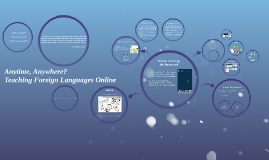 Teaching Languages in the Virtual World