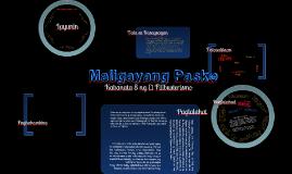 Copy of Maligayang Pasko - Kabanata 8 ng El Filibusterismo