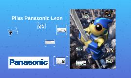 Pilas Panasonic Leon