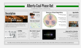 Alberta Coal Phase Out