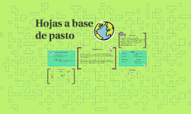 Copy of Hojas a base de pasto
