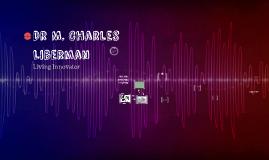 M. Charles Liberman