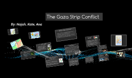 Gaza Strip: Border Conflict