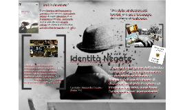 identità negate