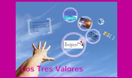 3 valores