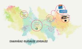 Campañas Globales sociales