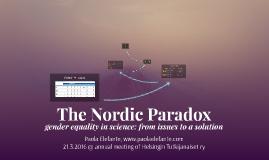 The Nordic Paradox