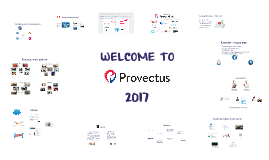Welcome to Provectus 2017. 2.0
