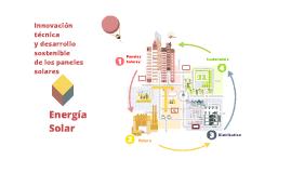 Innovación técnica y desarrollo sostenible de la energía solar