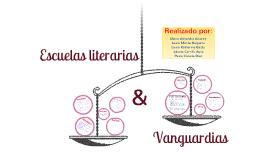 Escuelas literarias y Vanguardias