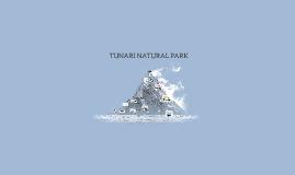 TUNARI NATURAL PARK
