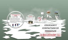 COLOCADO Y COMPACTADO DE TERRAPLEN