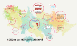 1.0 Introduction to Verizon Audiovisual Archive