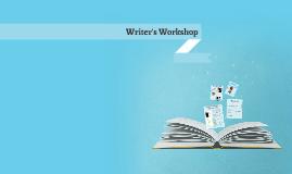 Copy of Writers Workshop