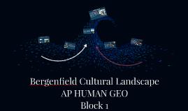 Ap Human Geo Project