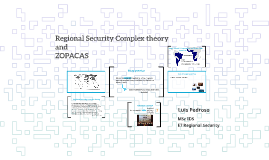 Regional Security Complex theory