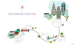 INFUSIÓN DE LUDIK TEA