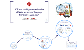 TFG: ICT and reading comprehension skills in the second language learning; a case study