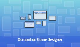 Occuption Game Dei