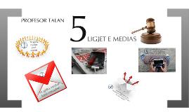 ALB Scott Talan's Laws of Media