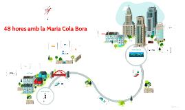 48 hores amb la Maria Cola Bora - COMPARTO FUTURO 2015 UB