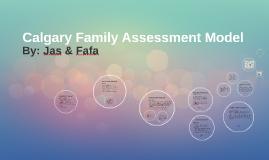 Calgary Family Assessment Model