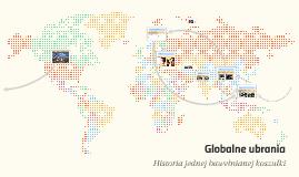 Globalne ubrania