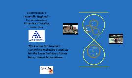 DESARROLLO TERRITORIAL Convergencia y desarrollo regional - Caracterización, dinámi