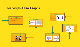 Bar Graphs/ Line Graphs