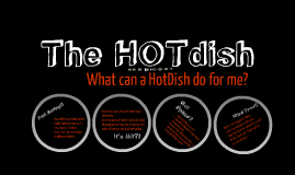 The HOTdish