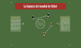 La hipnosis del mundial de fútbol