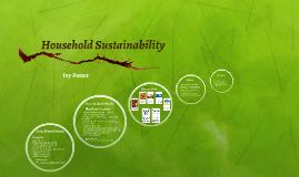Household Sustainability