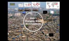 AQA GCSE Changing Urban Environments