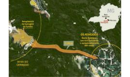 Copy of Rompimento da barragem da samarco