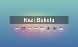 Nazi Beliefs